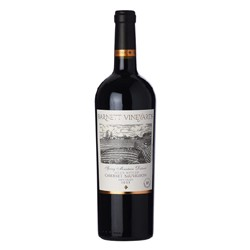 Barnett Vineyards Spring Mountain Cabernet Sauvignon