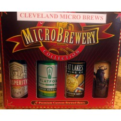 Cleveland Micro Assorted 8pk Beer