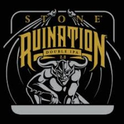 Stone Ruination Double IPA 2.0 1/6bbl Keg
