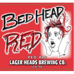 Lager Heads Bed Head Red 1/6bbl Keg
