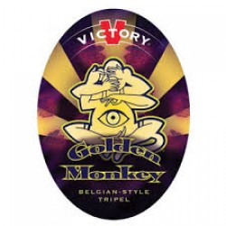 Victory Golden Monkey 1/6bbl Keg