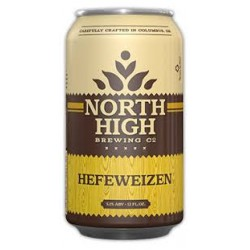 North High Hefeweizen 1/6bbl Keg