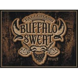 Tallgrass Buffalo Sweat Oatmeal Cream Stout 1/6bbl Keg