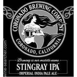 Coronado Stingray DIPA 1/6bbl Keg