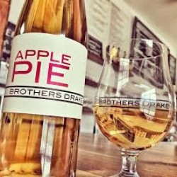 Brothers Drake Apple Pie 1/6bbl Keg
