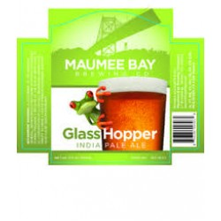 Maumee Bay Glass Hopper 1/6bbl Keg