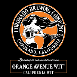 Coronado Orange Ave Wit 1/6bbl Keg