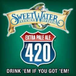 SweetWater 420 Extra Pale Ale 1/6bbl Keg