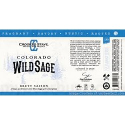 Crooked Stave Colorado Wild Sage 1/6bbl Keg