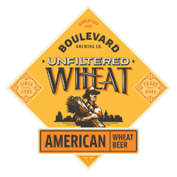 Boulevard Unfiltered Wheat 1/6bbl Keg