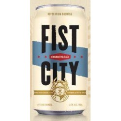 Revolution Fist City 1/6bbl Keg