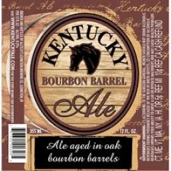 Kentucky Bourbon Barrel Ale 1/6bbl Keg