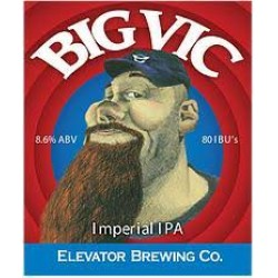 Elevator Big Vic 1/6bbl Keg