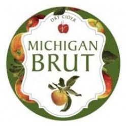 Virtue Brut Michigan 1/6bbl Keg