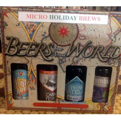 Micro Holiday Assorted 8pk Beer Set