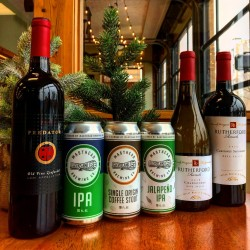 02/22/2019 - Wine & Beer Tasting with Masthead Brewing Co. & Rutherford Family of Wines