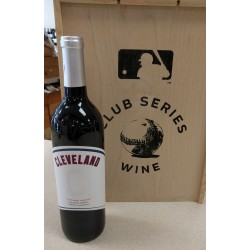 2015 Cleveland Indians Cabernet Wine-Very Limited