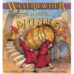 Weyerbacher Merry Monks 1/6bbl Keg