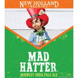 New Holland Mad Hatter 1/6bbl Keg