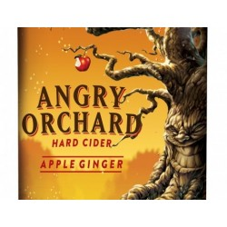 Angry Orchard Apple Ginger 1/6bbl Keg