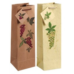 Single Bottle Gift Bag