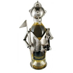 Metal Character Bottle Holders-Golf Caddy