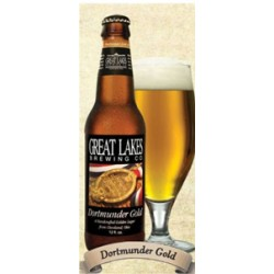 Great Lakes Dortmunder Gold Lager 12pk