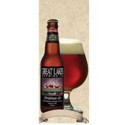 Great Lakes Christmas Ale 12pk- Place Your Order Now!
