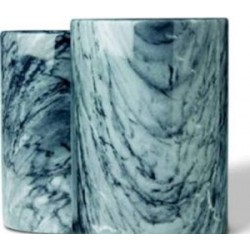 Gray Marble Wine Champagne Cooler