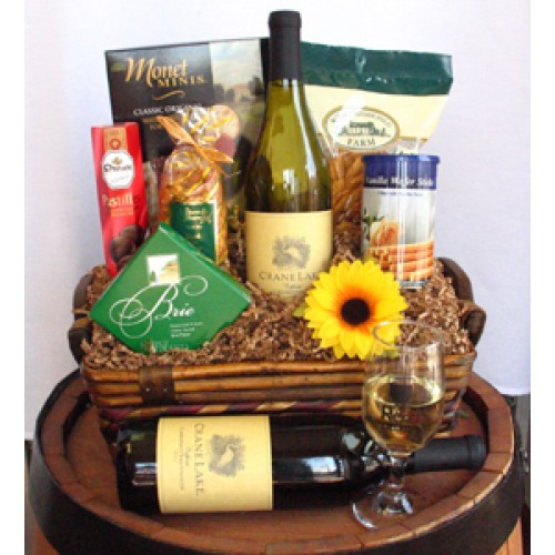 Rozi's Gourmet Gift Basket s & Wine | Corporate Gifts