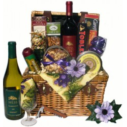 Hess Select Ultimate Hamper