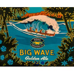 Kona Big Wave Golden Ale 1/6bbl Keg