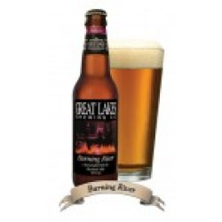 Great Lakes Burning River Pale Ale 1/6bbl Keg