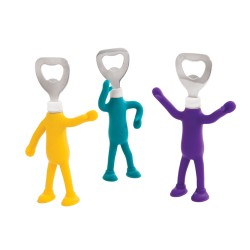 "Assorted Bendy Bottle Opener ""Marty"""