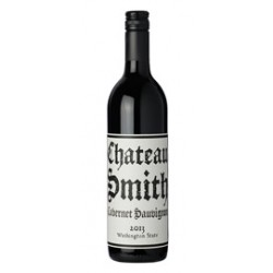 "Charles Smith ""Chateau Smith"" Columbia Valley Cabernet Sauvignon"