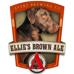 Avery Ellies Brown Ale 1/6bbl Keg