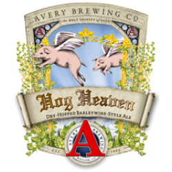 Avery Hog Heaven 1/6bbl Keg
