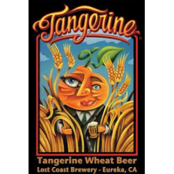 Lost Coast Tangerine Wheat 1/6bbl