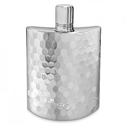 Hammered Flask - Large - 8 oz.