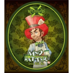 New Holland Mad Hatter Ale 1/6bbl Keg