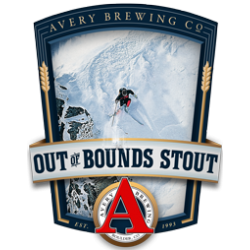 Avery Out of Bounds Stout 1/6bbl Keg