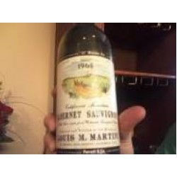 1970 Louis Martini Cabernet