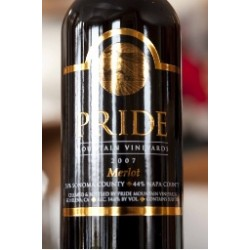 2002 Pride Mountain Merlot
