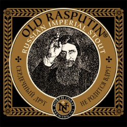 North Coast Old Rasputin Russian Imperial Stout 1/6bbl Keg