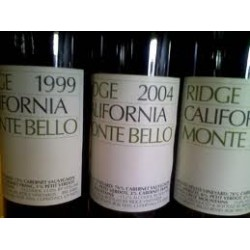 "1989 Ridge ""Monte Bello"" Santa Cruz Mountains Cabernet Sauvignon"
