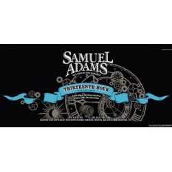 Sam Adams Thirteenth Hour Stout 1/6bbl