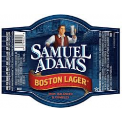 Sam Adams Boston Lager 1/6bbl