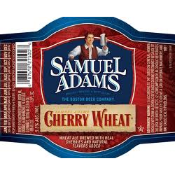 Sam Adams Cherry Wheat 1/6bbl
