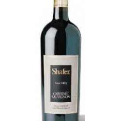1996 Shafer Napa Cabernet