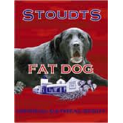 Stoudts Fat Dog Stout 1/6bbl